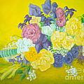 Jen's Wedding Bouquet by Paul Galante