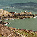 Jerbourg Point On Guernsey - 3 by Chris Smith