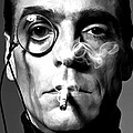 Jeremy Irons Portrait by Gabriel T Toro