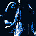 Jerry And Donna Blues 1978 by Ben Upham