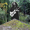 Jerry At The Pyramid In The Woods by Ben Upham