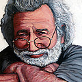 Jerry Garcia by Tom Roderick