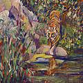 Jerrys Tiger by Avonelle Kelsey