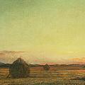 Jersey Meadows by Martin Johnson Heade