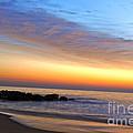 Jersey Shore Sunrise by Danielle Summa