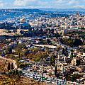 Jerusalem by Alexey Stiop