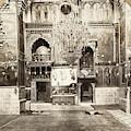 Jerusalem Armenian Church by Granger