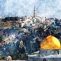 Jerusalem by MotionAge Designs