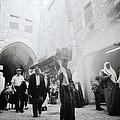 Old City Of Jerusalem by Shaun Higson