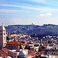 Jerusalem by Thomas R Fletcher