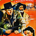 Jesse James At Bay, Us Poster, Roy by Everett