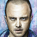 Jesse Pinkman - Breaking Bad by Olga Shvartsur
