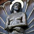 Jesus Cathedral Icon -  Spokane Washington by Daniel Hagerman