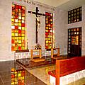 Jesus Christ Chapel by Claudia Ellis