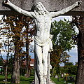 Jesus Christ Crucified by Borislav Marinic