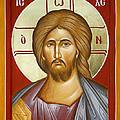 Jesus Christ by Julia Bridget Hayes