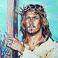 Jesus Christ by Lucia Hoogervorst