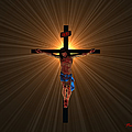 Jesus Christ by Michael Rucker