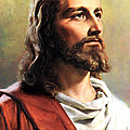 Jesus Christ by Munir Alawi