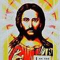 Jesus Christ by Victor Minca