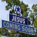 Jesus Coming Soon by Mary Deal