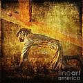 Jesus Falls Again Via Dolorosa 7 by Lianne Schneider