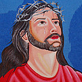 Jesus Hand Embroidery by To-Tam Gerwe