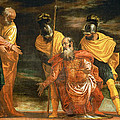 Jesus Healing The Servant Of A Centurion by Paolo Veronese