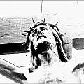 Jesus by Kathy Barney