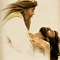 Jesus Laid To Rest by Ray Downing
