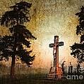 Jesus On The Cross by Sharlotte Hughes