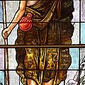 Jesus Son Of God by Wolfgang Hauerken