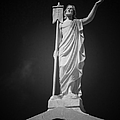 Jesus St Louis Cemetery No 3 New Orleans by Christine Till