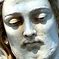 Jesus Statue by David G Paul