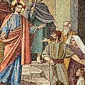 Jesus Visit by Munir Alawi