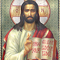 Jesus by Zorina Baldescu