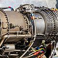 Jet Turbine Engine  by Les Palenik