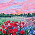 Jeweled Sunset by Linda Rauch
