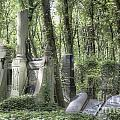 Jewish Cemetery Weissensee Berlin by Julie Woodhouse