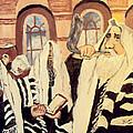 Jewish New Year 2 by Mimi Eskenazi