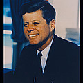 Jfk John F Kennedy by Official White House Photo