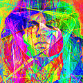 Jim Morrison 20130613 Square by Wingsdomain Art and Photography