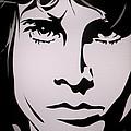 Jim Morrison  by Ryszard Sleczka