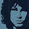 Jim Morrison The Doors by Tony Rubino