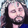 Jim Morrison by Tom Roderick