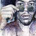 Jimi Hendrix 08 by Yuriy  Shevchuk
