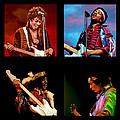 Jimi Hendrix Collection by Paul Meijering
