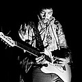 Jimi Hendrix Live 1967 by Chris Walter