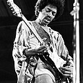 Jimi Hendrix Live 1970 by Chris Walter