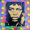 Jimi Hendrix Squared by Tony B Conscious
